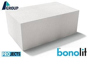 Bonolit Projects 200*250*600 Д600 В5,0